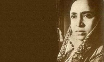 রওশন জামিল! বাংলাদেশের চলচ্চিত্র ও টিভি অভিনেত্রী