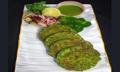 ব্রোকলির কাবাব