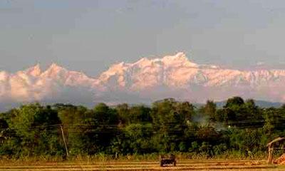 তেঁতুলিয়া থেকে হিমালয়, কাঞ্চনজঙ্ঘা উপভোগ করুন