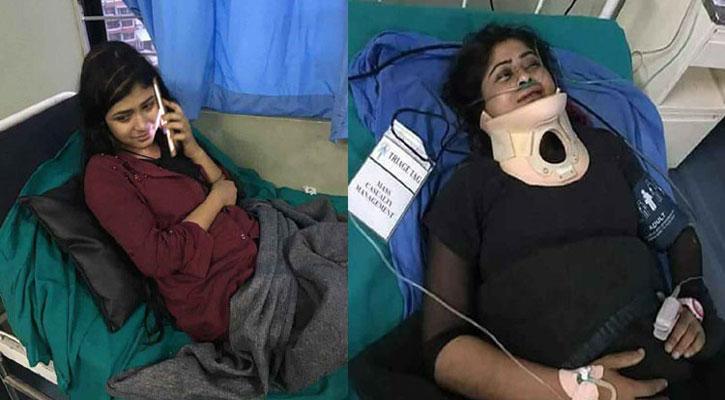 বিমান বিধ্বস্ত, শ্রীপুরের দুইজন নিখোঁজ, তিনজন চিকিৎসাধীন