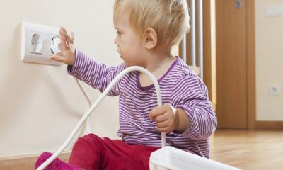 Make Your Home Childproofing