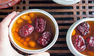Healing Goji Berry Tea Recipe