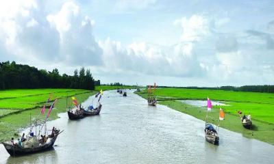 বৃহত্তম দ্বীপ জেলা ভোলা
