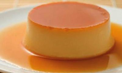 Caramel Custard (egg pudding)