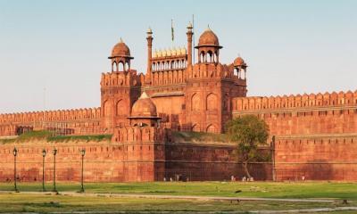 ভারতীয় উল্লেখযোগ্য ঐতিহাসিক স্থান লালকেল্লা