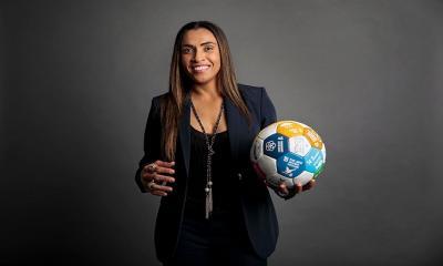 সেরা নারী ফুটবলার মার্টা ভিয়েরা দা সিলভা