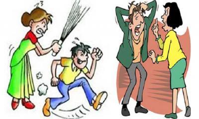 বেশিরভাগ বিবাহিত পুরুষরাই নির্যাতনের শিকার
