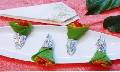 পানখিলি পিঠা তৈরির রেসিপি