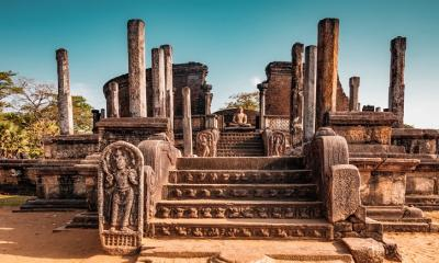 The history of Polonnaruwa
