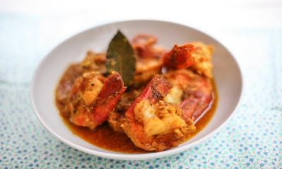Bengali Prawn Curry