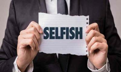 Some Signs You are Being Selfish in a Relationship