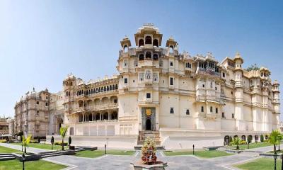 Udaivilas Palace, Udaipur