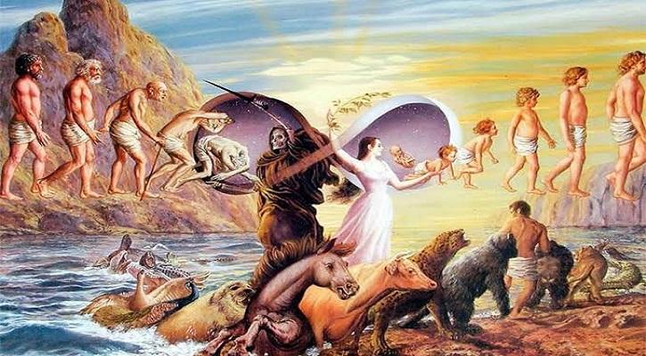 একটি শিশু জন্মের পর থেকে মা বাবাকে হারালো, কোন কর্মের ফলে ?